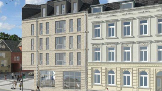 Wohn und Geschäftshaus Kiel
